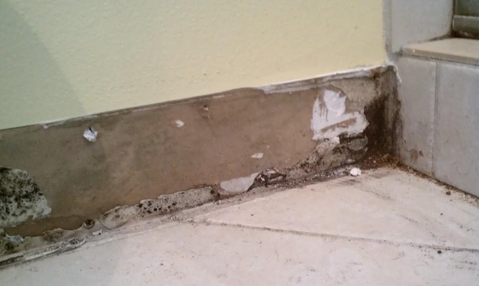 Reliable OC Handyman Kitchen Ceiling Drywall Repair Reliable OC - Bathroom drywall repair